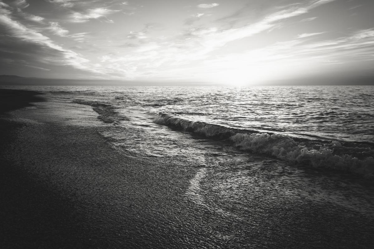 Μιλώντας στην θάλασσα.